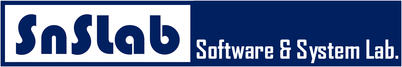 소프트웨어 시스템 연구실